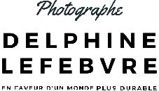 Delphine Lefebvre photographe